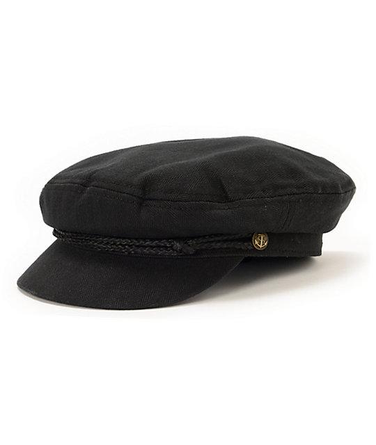 Brixton Fiddler Black Cap  b65d1b7abc4