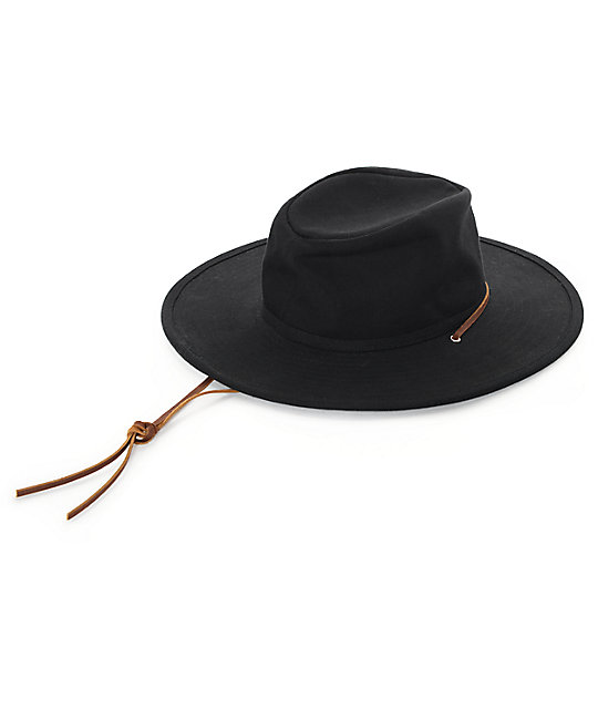 ... Brixton Ranger II Black Hat ... 421b7f3e6a3