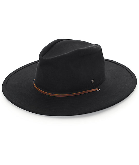 f9867422bb096e ... new zealand brixton ranger ii black hat 03f36 97a1d
