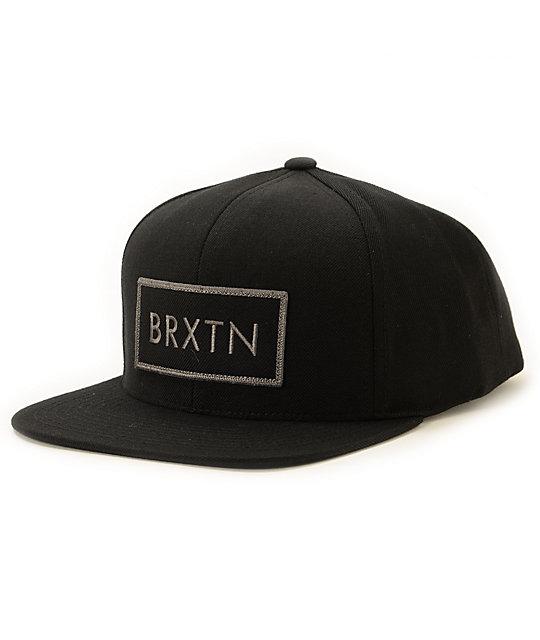 c799d021dc5 Brixton Rift Snapback Hat