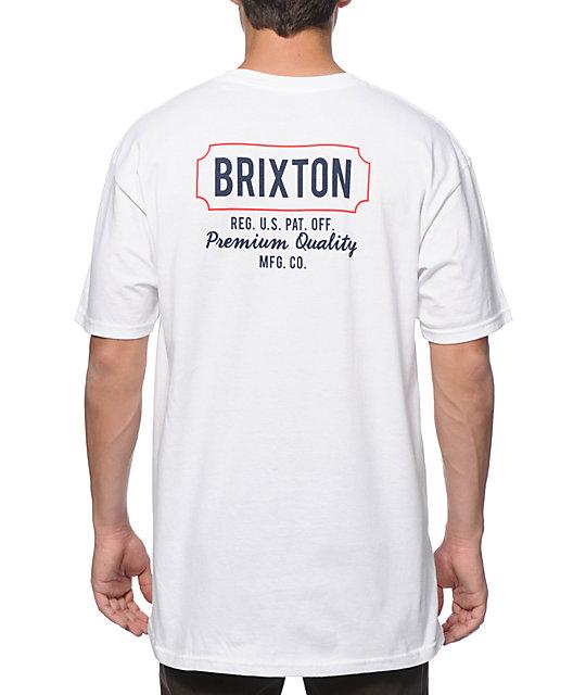 Brixton Russell T-Shirt ...