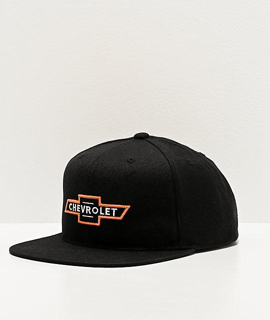 SNAP BACK HAT BLACK SAVED
