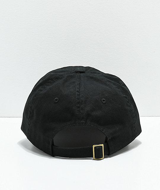 2b71a944a6c ... Brixton x Coors Filtered Black Strapback Hat
