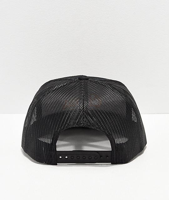 bb2ad9955a1 ... Brixton x Coors Golden Hills Black Mesh Snapback Hat
