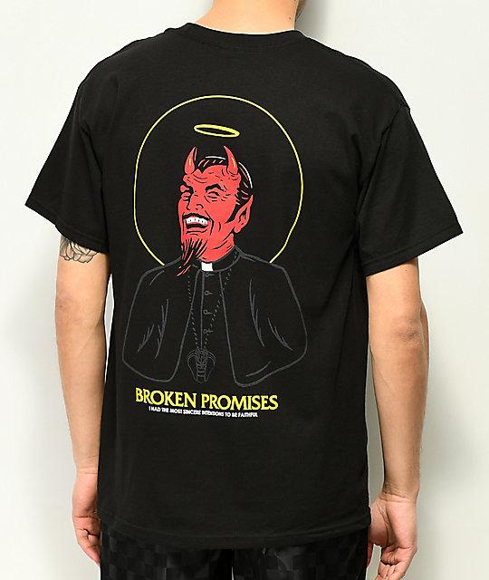 Broken Promises Good Faith Black T-Shirt ...