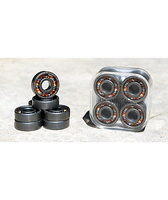 Bronson Raw Skateboard Bearings