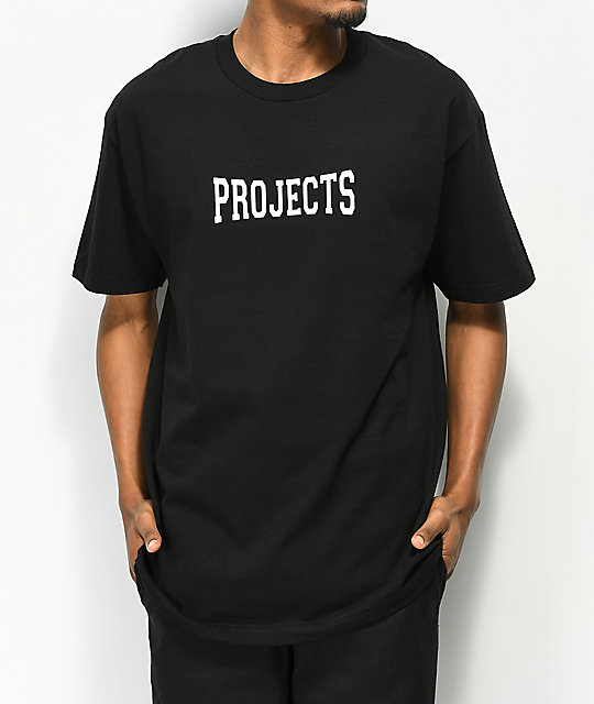 Brooklyn Projects Dead Black T-Shirt