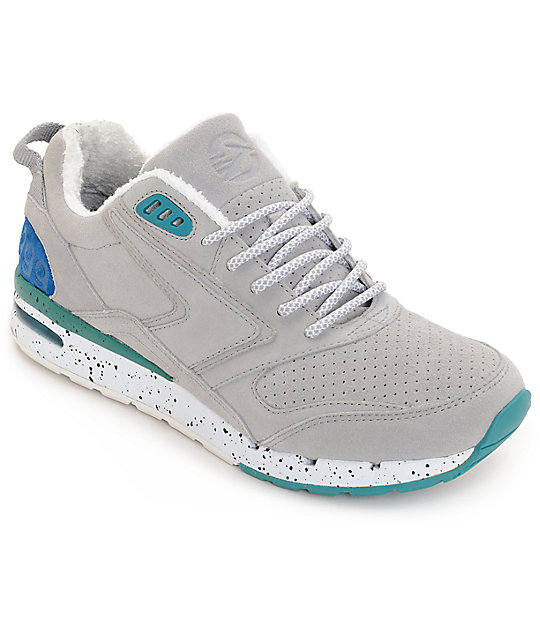 a899030a94965 Brooks x Casual Industrees Fusion Grey Shoes