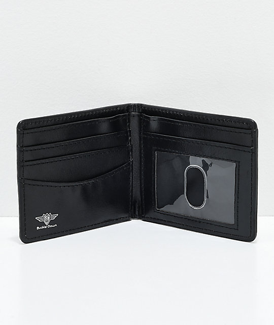 Buckle-Down Rocko's Blue Bi-Fold Wallet
