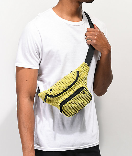 Bumbag Big Willie Deluxe Mustard Fanny Pack