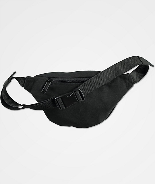 Bumbag Shaolin Basic Black Fanny Pack