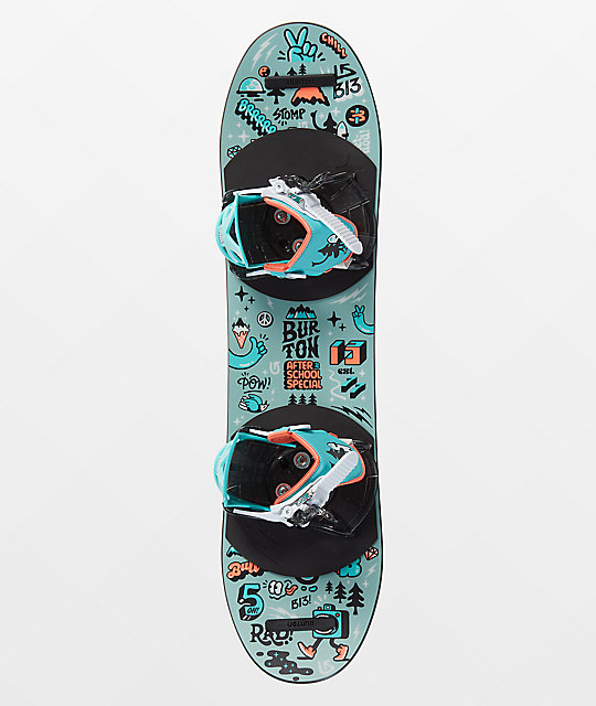 Burton After School Special Snowboard Package Kid's 2020