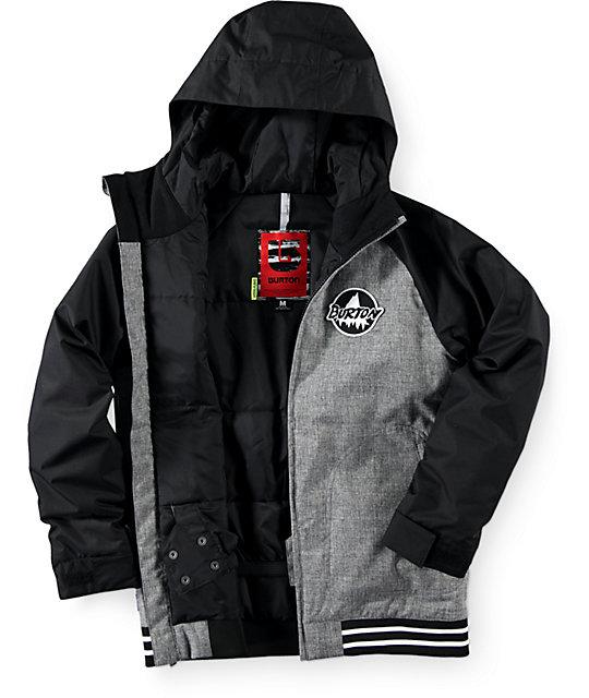 laadukas suunnittelu erityinen osa useita värejä Burton Boys Game Day 5K Snowboard Jacket