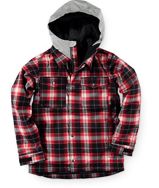 53e557f398f1 Burton Boys Uproar 5K Jacket Snowboard Jacket