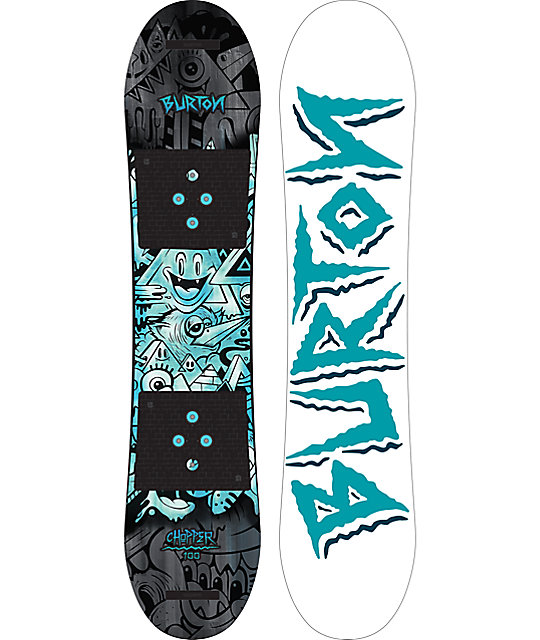 tabla de snowboard de vans