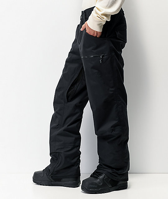 Burton Covert Black 10K Snowboard Pants
