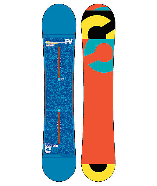 Burton Custom Flying V 154cm Snowboard