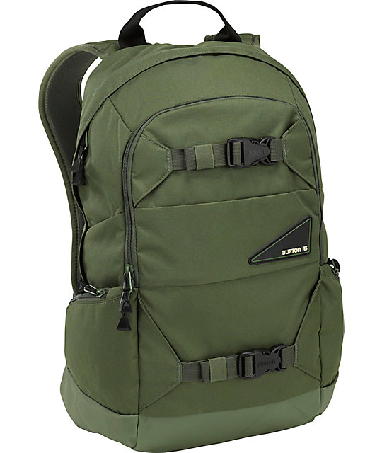 Burton Day Hiker Olive Texture Backpack