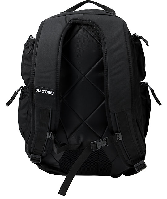 Burton Distortion True Black Skate Pack