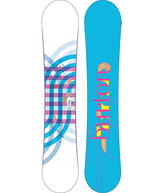Burton Feather 149cm Womens Snowboard