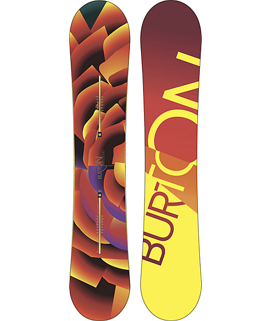 Burton Feelgood Flying V 149cmWomens Snowboard