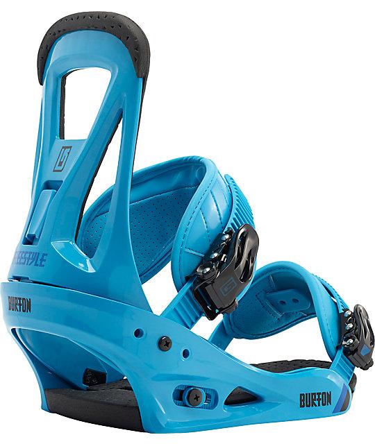 Burton Freestyle ReFlex Snowboard Bindings