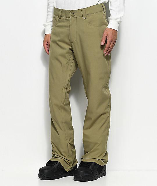 806397f735b Burton Greenlight Rucksack 10K Snowboard Pants