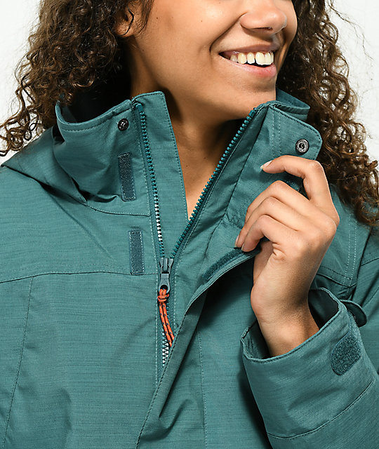 Burton Jet Set Balsamic Heather Snowboard Jacket