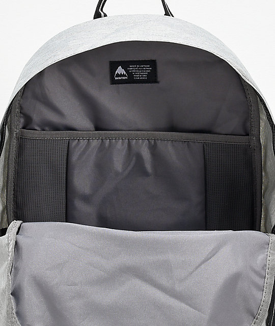 Burton Kettle Grey Heather Backpack