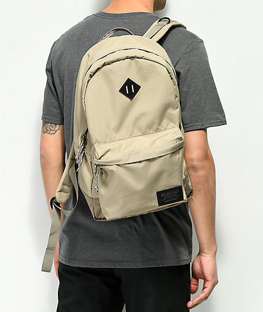 Burton Kettle Khaki Triple Ripstop Cordura Backpack