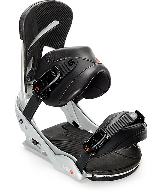 Burton Mission Gnarly Sheen ReFlex Snowboard Bindings