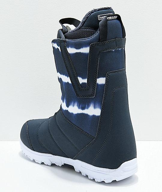 53d83225 Burton Moto Boa Midnite Blue Snowboard Boots 2019   Zumiez
