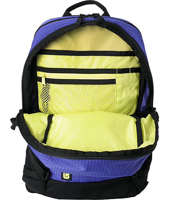 Burton Profanity True Moon Purple Backpack