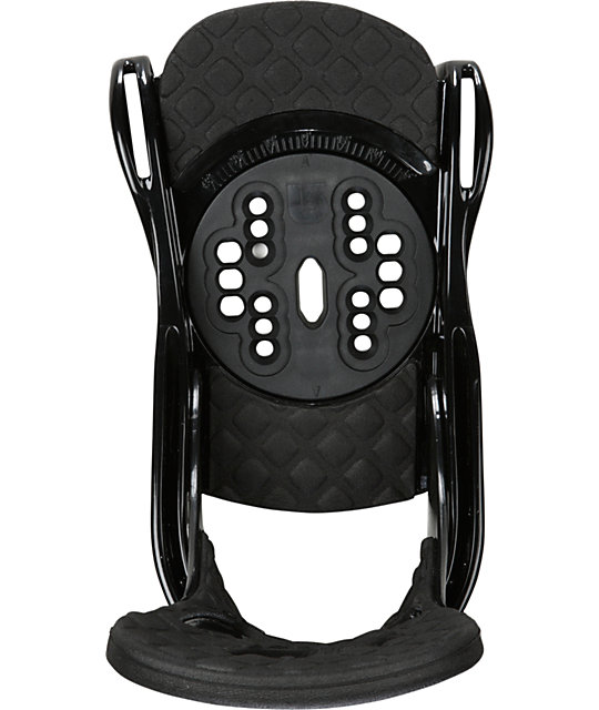 Burton Stiletto Black Womens Snowboard Bindings
