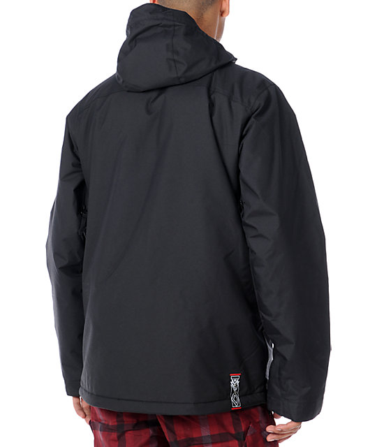 Burton Such A Deal 10K Black Mens Snowboard Jacket