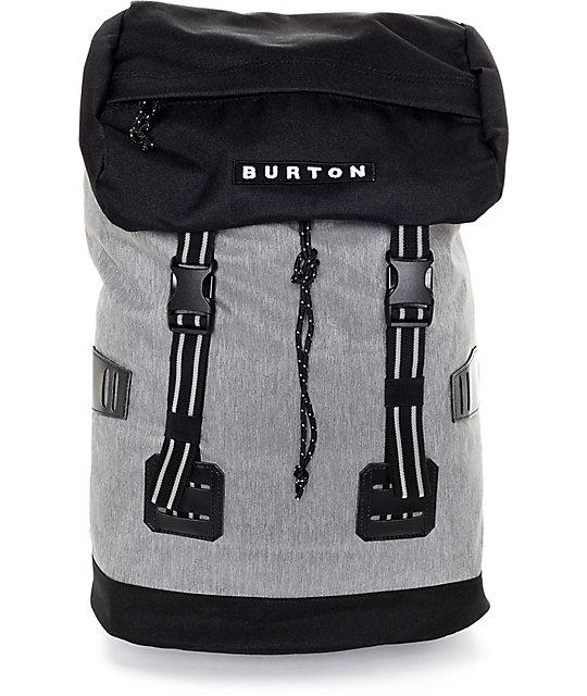 Burton tinder grey heather