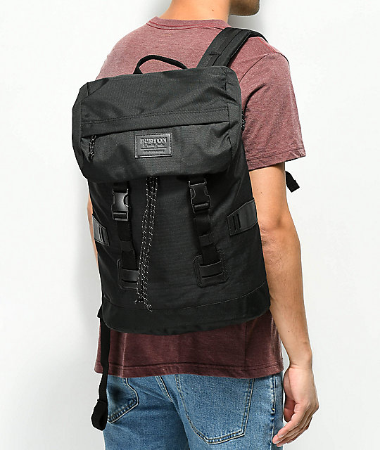 Burton Tinder True Black Mini Backpack