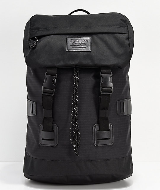 Burton Tinder True Black mini mochila