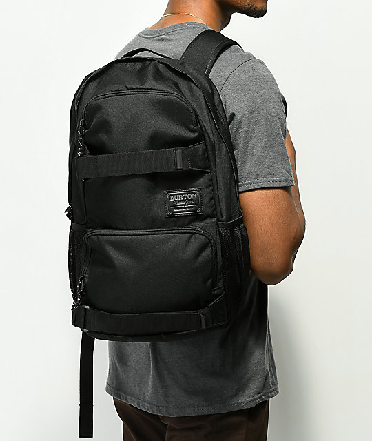 ecdabb593d ... Burton Treble Yell True Black Backpack