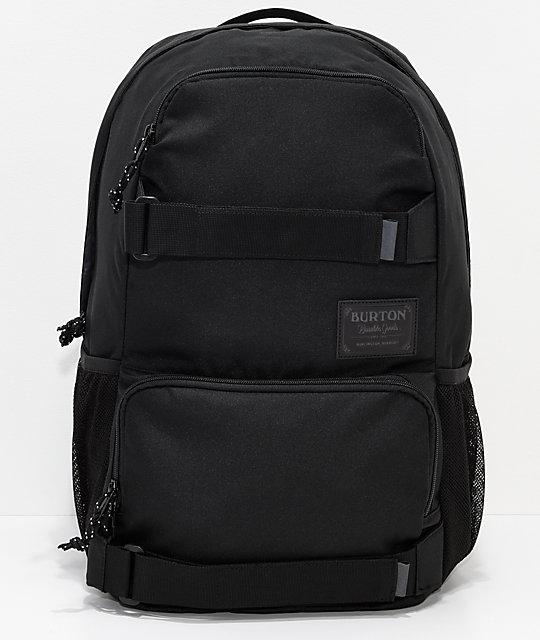 c6a5cdc7a7 Burton Treble Yell True Black Backpack