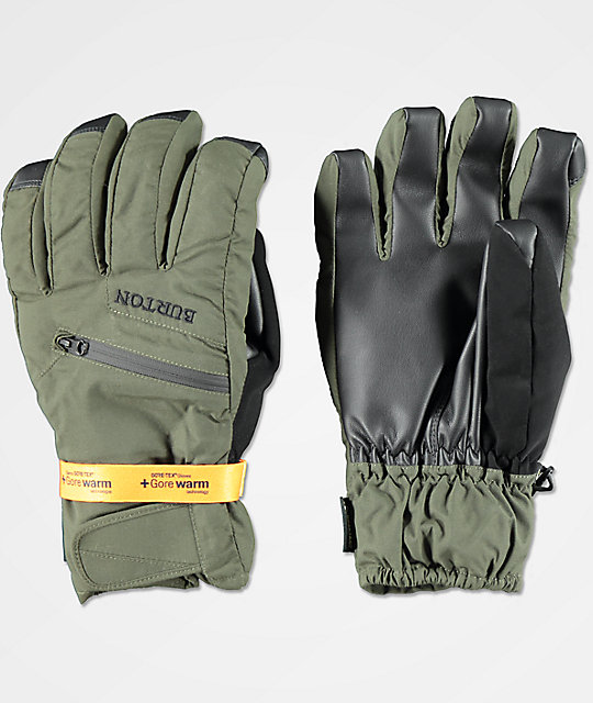 Burton Under Forest Night Gore-Tex Snowboard Gloves