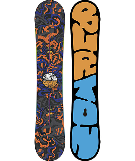 Burton Whammy Bar 155cm Mens Snowboard