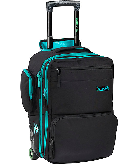 Burton Wheelie Flyer Bigfoot Roller Bag