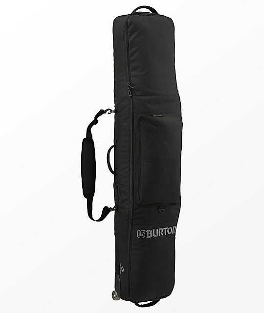 Burton Wheelie Gig True Black Snowboard Bag
