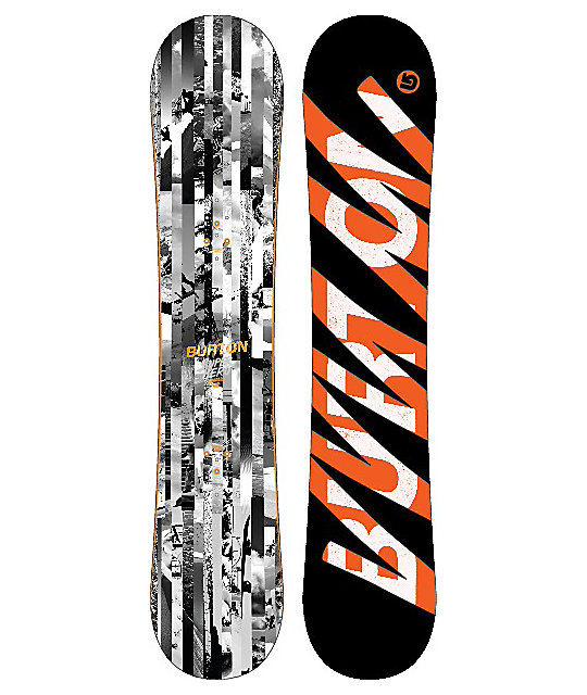 Burton Youth Super Hero Smalls 142cm Snowboard