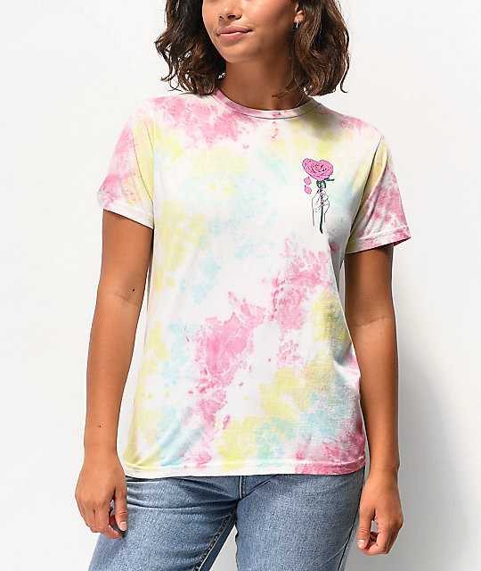 By Samii Ryan Truly Yours camiseta tie dye