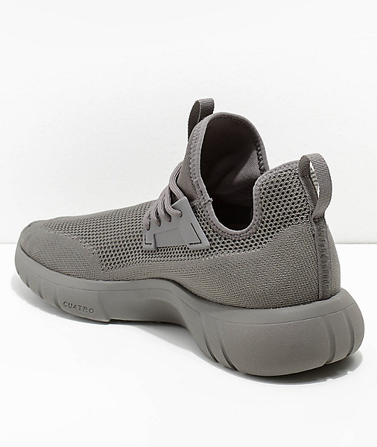 CU4TRO Bolt Metal Knit Shoes