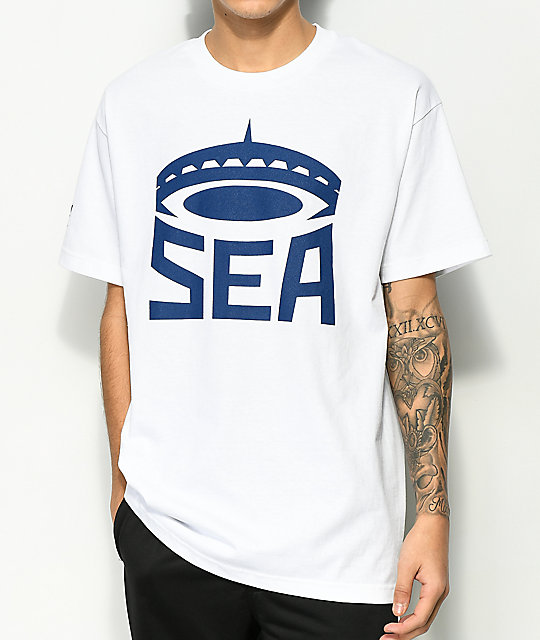 Cake Face Eye Sea You White T-Shirt