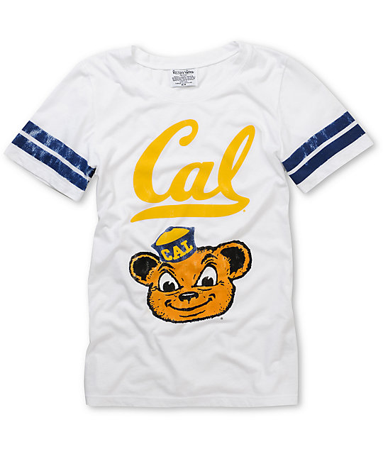 Cal Berkeley Bears Crew College Football T-Shirt