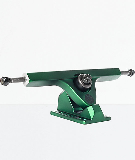 Caliber II Midnight Green 184mm Longboard Truck